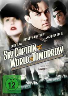 Sky Captain and the World of Tomorrow, DVD