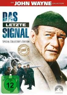Das letzte Signal, DVD