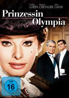 Prinzessin Olympia, DVD
