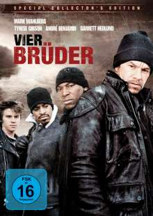 Vier Brüder, DVD