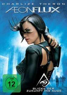 Aeon Flux (2005), DVD