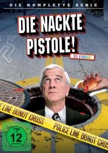 Die nackte Pistole, DVD