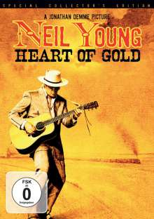 Neil Young - Heart of Gold, 2 DVDs
