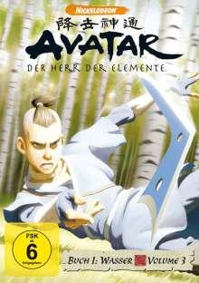 Avatar Buch 1: Wasser Vol.3, DVD