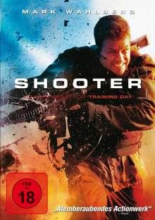 Shooter (2007), DVD