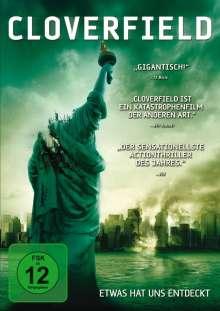 Cloverfield, DVD