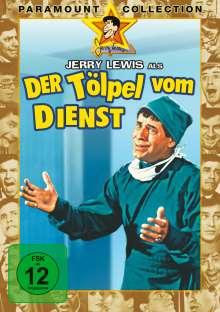 Der Tölpel vom Dienst, DVD