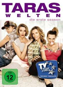 Taras Welten Season 1, 2 DVDs