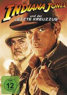 Indiana Jones 3: Indiana Jones und der letzte Kreuzzug, DVD