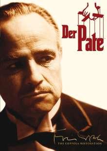 Der Pate I (restaurierte Fassung), DVD