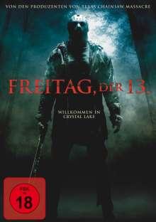 Freitag, der 13. (2009), DVD
