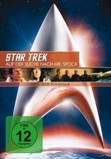 Star Trek III: Auf der Suche nach Mr.Spock, DVD