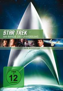 Star Trek V: Am Rande des Universums, DVD