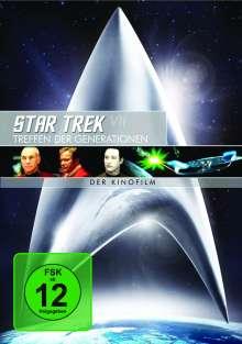 Star Trek VII: Treffen der Generationen, DVD