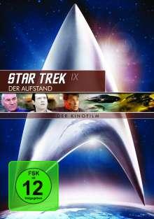 Star Trek IX: Der Aufstand, DVD