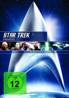 Star Trek X: Nemesis, DVD
