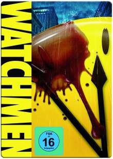 Watchmen - Die Wächter (Steelbook), 2 DVDs