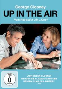 Up In The Air, DVD