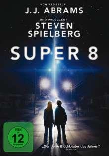 Super 8, DVD