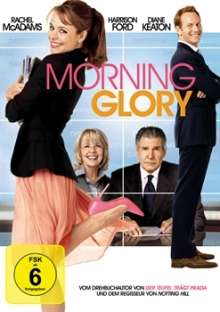 Morning Glory, DVD