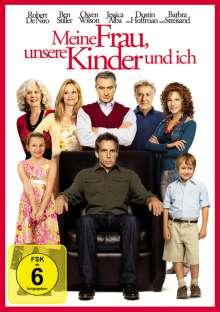 Meine Frau, unsere Kinder und ich, DVD