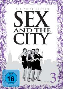 Sex And The City Season 3, 3 DVDs