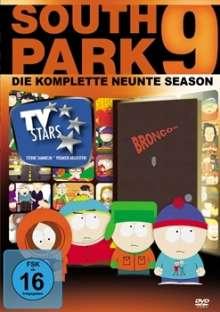 South Park Season 9, 3 DVDs