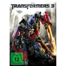 Transformers 3 - Die dunkle Seite des Mondes, DVD