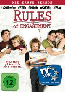 Rules Of Engagement Season 1, DVD