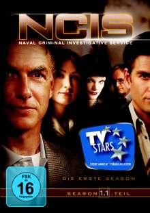Navy CIS Season 1 Box 1, 3 DVDs