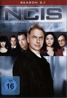 Navy CIS Season 2 Box 1, 3 DVDs