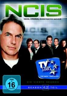 Navy CIS Season 4 Box 2, 3 DVDs