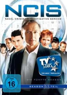 Navy CIS Season 5 Box 1, 2 DVDs
