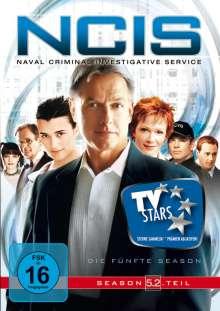 Navy CIS Season 5 Box 2, 3 DVDs