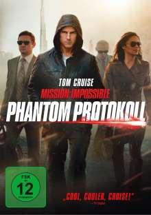 Mission: Impossible - Phantom Protokoll, DVD