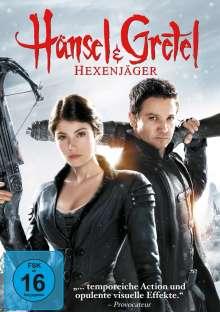 Hänsel und Gretel: Hexenjäger, DVD