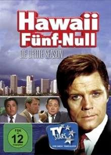 Hawaii Five-O Season 3, 6 DVDs