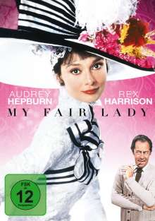 My Fair Lady, DVD
