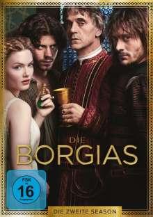 Die Borgias Season 2, 4 DVDs