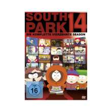 South Park Season 14, 3 DVDs