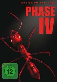 Phase IV, DVD