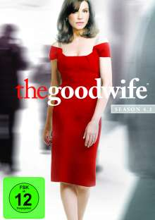 The Good Wife Season 4 Box 2, 3 DVDs