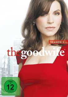 The Good Wife Season 5 Box 1, 3 DVDs