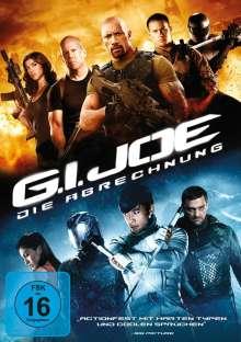 G.I. Joe - Die Abrechnung, DVD