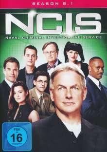 Navy CIS Staffel 8 Box 1, 3 DVDs