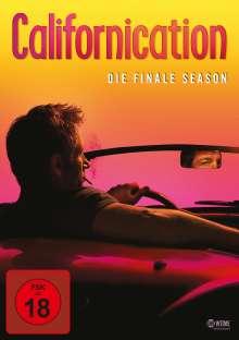 Californication Season 7 (finale Staffel), 2 DVDs