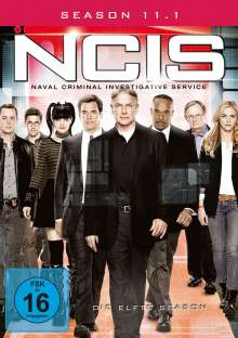 Navy CIS Season 11 Box 1, 3 DVDs
