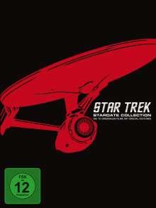 Star Trek I-X Stardate Collection, 12 DVDs