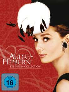 Audrey Hepburn Rubin Collection, 5 DVDs