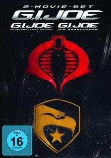 G.I. Joe - Geheimauftrag Cobra / Die Abrechnung, 2 DVDs